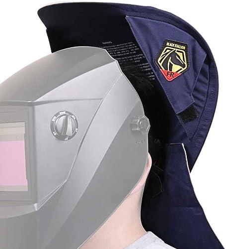 wholesale Black Stallion AH3035-NS Glare Blocker Welding Helmet Glare Guard - Welding Helmet online sale Neck Sun Shade sale Shield online sale