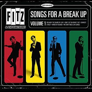 Songs for a Breakup: Volume 1