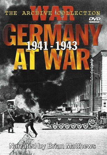 Germany At War 1941-1943 [DVD] [Edizione: Regno Unito]