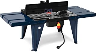 router table aluminum