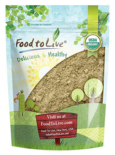 Food to Live Organic Hemp Protein Powder
