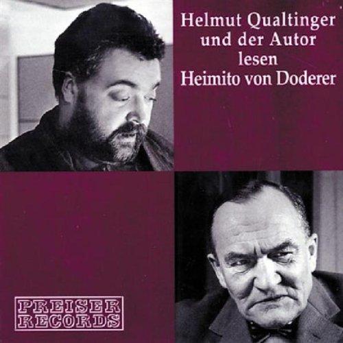 Helmut Qualtinger und der Autor lesen Heimito von Doderer Titelbild