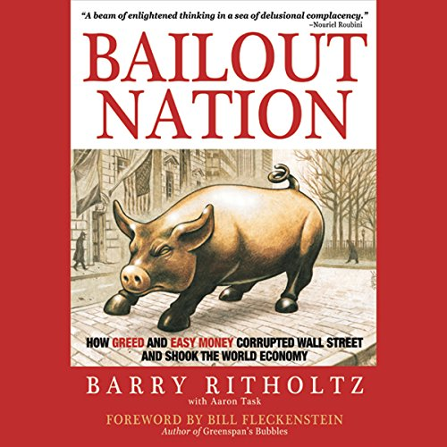 Bailout Nation cover art