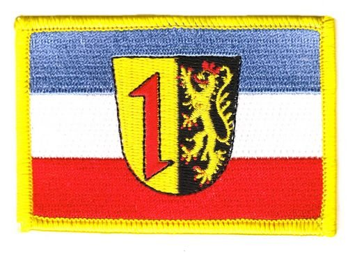 Flaggen Aufnäher Patch Mannheim Fahne Flagge