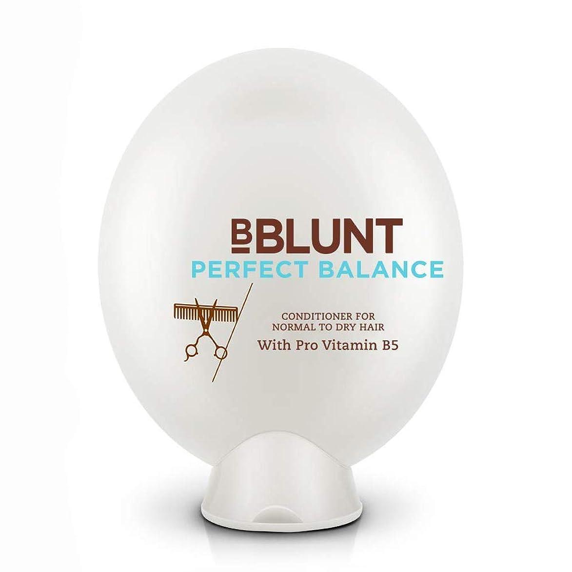 起訴する確かめるラベルBBLUNT Perfect Balance Conditioner for Normal To Dry Hair, 200g (Provitamin B5)