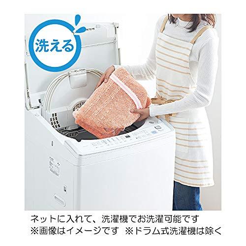 セシールトイレマットブラウンロング抗菌防臭CG-521
