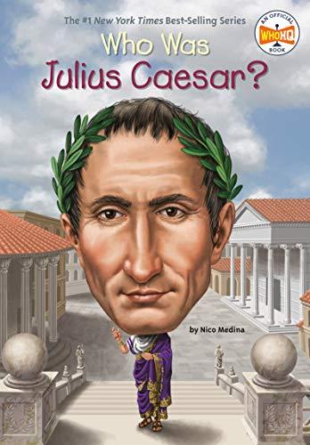 Who Was Julius Caesar? (Who Was?) (English Edition)