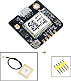 Modulo GPS 51 Microcontrollore GPS Compatibile NEO-6M STM32 Navigazione satellitare Arduino Posizionamento GT-U7 di MakerHawk
