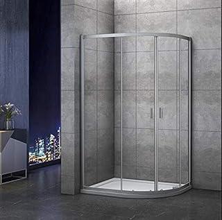 Amazon.es: mampara ducha semicircular 70x70 - Baño: Hogar y cocina