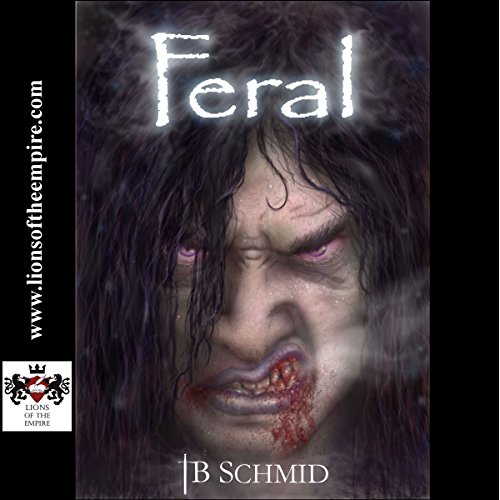 Feral  By  cover art