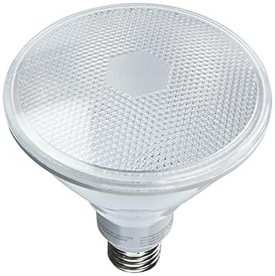 """FEIT ELECTRIC PAR3875/850/10KLED/2 2-Pack 10.5W Par38 LED Bulb, 5.1""""H x 4.7""""D, 5000K (Daylight), 2 Piece"""