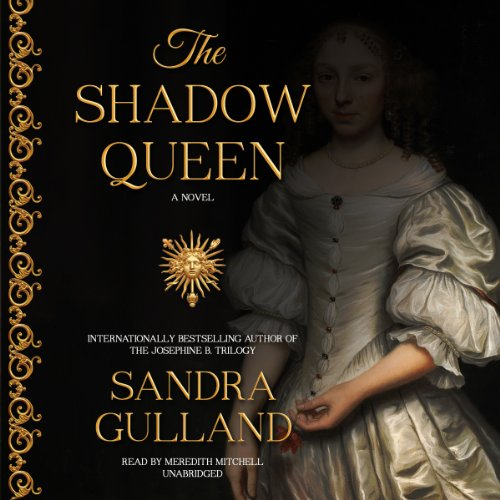 The Shadow Queen audiobook cover art