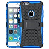 iPone 6 Case, iPhone 6s Case, ALDHOFA Hybrid TPU Protective