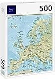 Lais Puzzle Mapa de Europa 500 Piezas