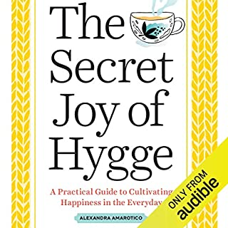 The Secret Joy of Hygge audiobook cover art