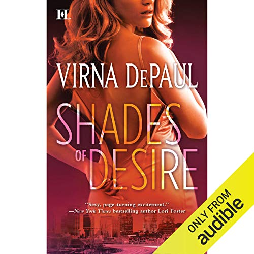Shades of Desire audiobook cover art