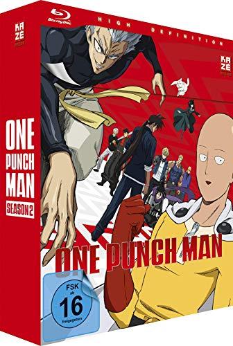 One Punch Man - Staffel 2 - Vol. 1 - [Blu-ray] mit Sammelschuber