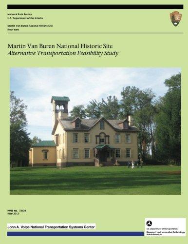Martin Van Buren National Historic Site: Alternative Transportation Feasibility Study