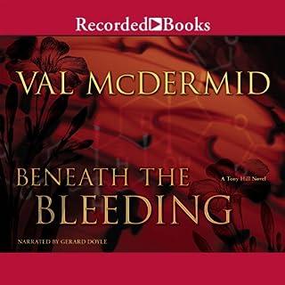 Beneath the Bleeding audiobook cover art