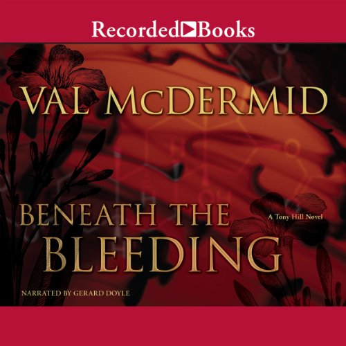 Beneath the Bleeding audiobook cover art