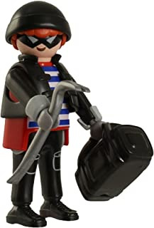 Playmobil - Boy Figure - BURGLAR ( Series 8 )