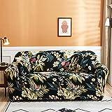 PPMP Funda de sofá elástica para Sala de Estar Funda de sofá elástica Funda de sofá elástica Funda de sillón de Esquina en Forma de L A19 1 Plaza