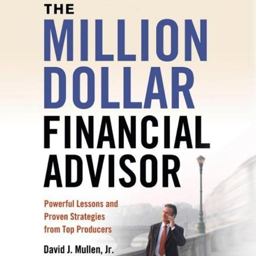 The Million-Dollar Financial Advisor cover art