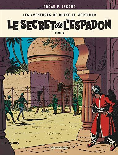 Blake & Mortimer - Tome 2 - Le Secret de l'Espadon - Tome 2