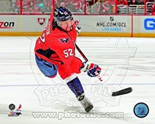 Mike Green Washington Capitals 2013 NHL Action Photo 8x10 #12