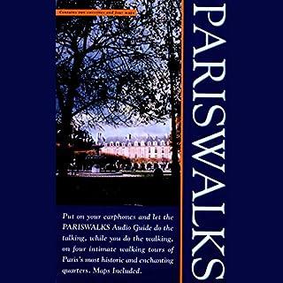 Pariswalks audiobook cover art