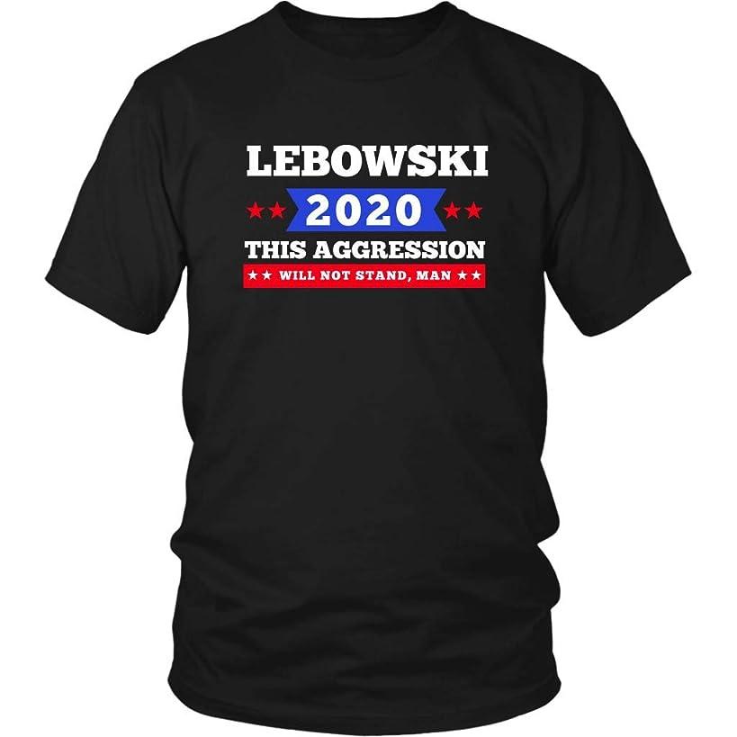 Funny 90s Teez Lebowski 2020 Election T-Shirt