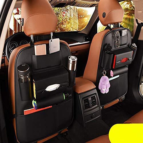 2 Pack PU Leather Premium Car SeatB…