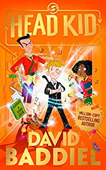 Head Kid by [David Baddiel, Steven Lenton]