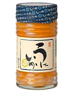 【メーカー直送】 しいの食品 うにいか 瓶 130g おつまみ ご飯のお供 珍味