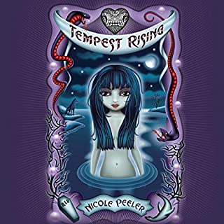 Tempest Rising     Jane True, Book 1              By:                                                                                                                                 Nicole Peeler                               Narrated by:                                                                                                                                 Kate Reinders                      Length: 9 hrs and 47 mins     435 ratings     Overall 3.8