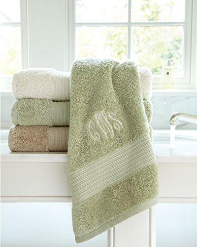 LAUREN RALPH LAUREN Greenwich Hand Towel - WHITE - Hand Towel