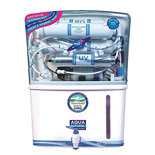 Neer Aqua Plus RO+UV+UF+TDS Advance Technology Electric Water Purifier 12 Liter Multi Stage Filter with Auto Cut Feature