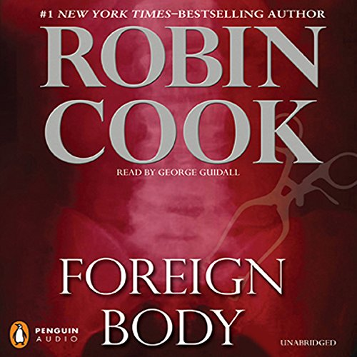 Foreign Body audiobook cover art