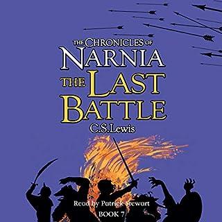 The Last Battle cover art