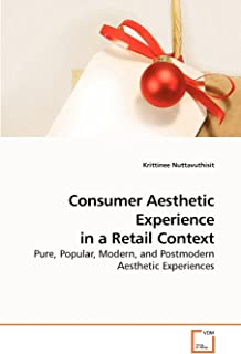 Consumer Aesthetic Experience in a Retail Context