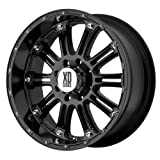 xd wheels 22 - XD Series by KMC Wheels XD795 Hoss Gloss Black Wheel With Clearcoat (20x9