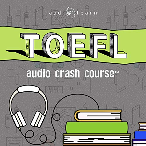 Toefl Book With Audio