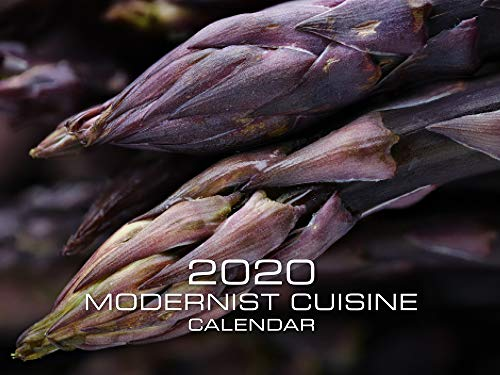 10 best modernist cuisine calendar for 2020