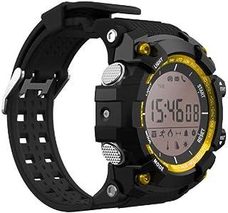XNNDD Reloj Inteligente Información de Bluetooth Recordatorio telefónico Podómetro Deportes Calorías Reloj Impermeable Reloj Inteligente