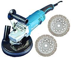 Renovatie frezen/renovatie frezen/dekvloer frezen/hoekmolen set 180mm*