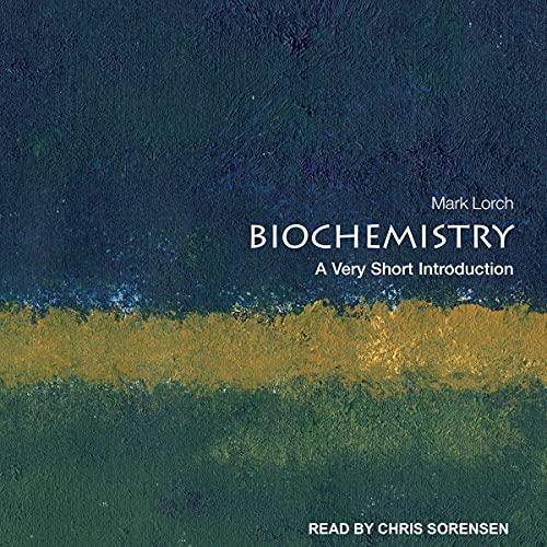 Biochemistry cover art