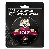 Arizona Coyotes Team Mascot NHL Souvenir Puck -