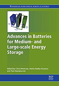 Woodhead Publishing Series in Energy 64巻 表紙画像