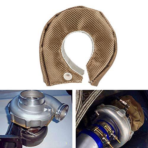 Scudo termico turbo Scudo termico turbo, componenti del motore Cappuccio protettivo Cofano turbo Scudo termico turbocompressore, resistente al calore per veicoli