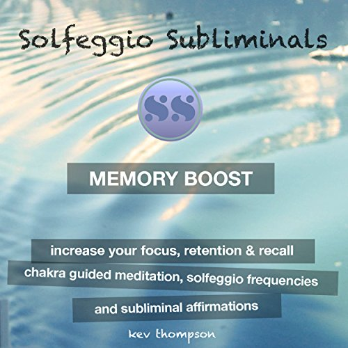 Memory Boost, Increase Your Focus, Retention & Recall audiobook cover art